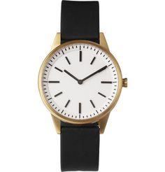 Uniform Wares250 Series Steel Wristwatch $630