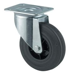 GTARDO.DE:  Lenkrollen, Tragkraft 135 kg, Rad-Ø 160x40 mm 23,00 €