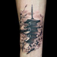 【eiji_tattoo】さんのInstagramをピンしています。 《#tattoo #タトゥー #刺青 #tattooer #tattooist #inked #彫師 #eiji #muscat #yokohama #shibuya #妙蓮寺 #菊名 #横浜 #渋谷 #japan #桜 #sakura #cherryblossoms #sakuratattoo #tokyotattoo #shibuyatattoo #irezumi #japanesetattoo #五重塔 #Temple #fujimountain #gojyunotou》