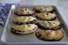 Fresh Blueberry Hand Pies - TGIF - This Grandma is Fun