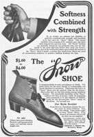 Snow Shoes 1905 Ad Picture