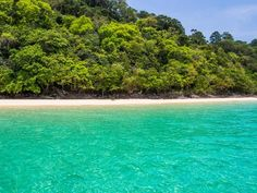 Ko Rok Noi, Ko Libong, Thailand — by Never Ending Voyage. Koh Lanta has many long beautiful beaches but for the beach paradise ideal of crystalline turquoise sea and powdery...