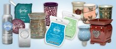 Some new favorites!   https://liveandbreathe.scentsy.us/Scentsy/Buy