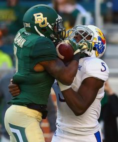 Corey Coleman and Isaiah Johnson : Must-see photos from College Football Week 10