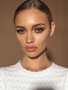 Make Up; Look; Make Up Looks; Make Up Augen; Make Up Prom;Make Up Face; Elegant Makeup, Formal Makeup, Glamorous Makeup, Gorgeous Makeup, Perfect Makeup, Casual Makeup, Amazing Makeup, Makeup Trends, Makeup Inspo