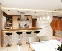 Home Decoration Sale Clearance Product Open Kitchen And Living Room, Kitchen Room Design, Kitchen Cabinet Design, Modern Kitchen Design, Home Decor Kitchen, Kitchen Furniture, Interior Design Living Room, Home Kitchens, Cuisines Design