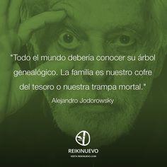 Alejandro Jodorowsky: Árbol genealógico http://reikinuevo.com/alejandro-jodorowsky-arbol-genealogico/