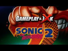 Sonic the Hedgehog 2 gameplay for the Sega Genesis