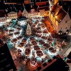 #Tallinn #estonia #medieval #market #christmasmarket #Christmas