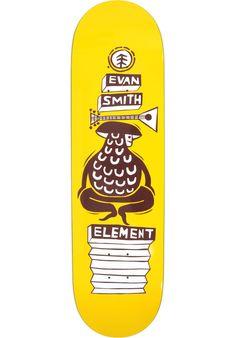 Element Evan-Los-Amigos - titus-shop.com  #Deck #Skateboard #titus #titusskateshop