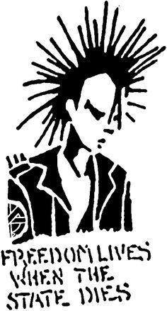 Stencil Punks Lives