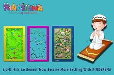 Eid Ul Fitr Excitement Now Became More Exciting With Kinderena Ramadan Eid