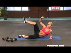 10 Pound Slimdown Xtreme - Core yoga
