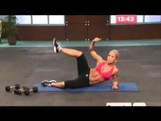 10 Pound Slimdown Xtreme - Core yoga