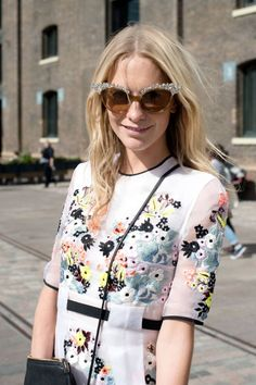 All of the chic sunglasses trends we'll be sporting this season.