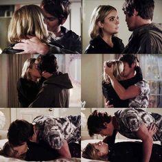 "#PLL 6x06 ""No Stone Unturned"" - Hanna and Caleb"