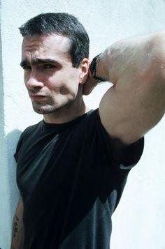 Henry Rollins #punk #punkrock #blackflag http://www.pinterest.com/TheHitman14/musician-punkmetal-%2B/