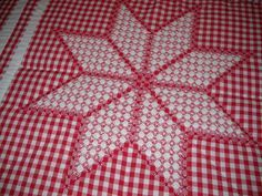 chicken scratch quilt | Does any one do Chicken Scratch ? Here is some pictures of a quilt I ...