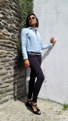 #etplus #saint-lo #mode #femme #vetements #chemise #pantalon
