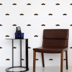 Mustache | Wall Decals Mini-Packs | Walls Need Love