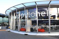 Rundum-Blick gewünscht? Möglich mit unserem Panorama Dome. Er schafft mit seiner zukunftsweisenden 360°-Architektur neue Blickwinkel.