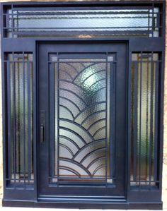 Different Door Designs simple villa 5 design for single door entrance | elegant iron