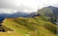 Tatry Zachodnie (Siwy Zwornik, Liliowe Turnie, Błyszcz i Bystra), Tatrzański Park Narodowy / Tatra National Park, Poland and Slovakia border; see more on: www.facebook.com/okiemnomada #mountains #Poland #Polska #Tatry #TatraMountains