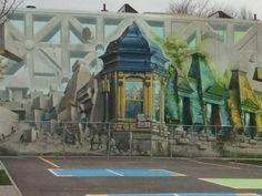 Murale Laurier, Montréal QC
