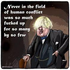 Political Satire, Political Cartoons, Boris Johnson Funny, Political Spectrum, Never Trust, Sound Of Music, Laugh Out Loud, Self Help, Funny Jokes
