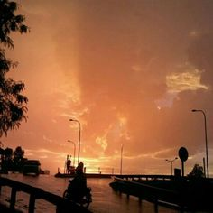 Langit Bekasi