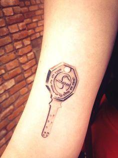 Dharma tattoo