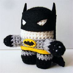 Crochet Obsessed Superheroes! on Pinterest Spiderman ...