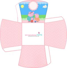 Uauuu! Com nosso kit Peppa pig você irá arrasar na sua festa! Como só tínhamos o kit da Peppa princesa resolvemos criar esse mais t...