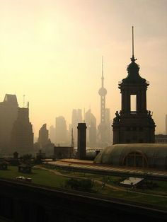 Shanghai China: Shanghai Expo, The Bund, Yu Garden and Beyond - Travel and Transitions