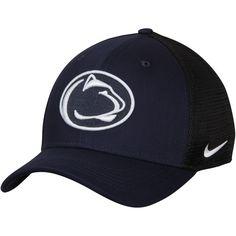 49740d52fc3d52 Penn State Nittany Lions Nike AeroBill Classic 99 Mesh Back Flex Hat - Navy /Black