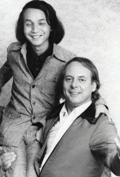 Toru Takemitsu and Karlheinz Stockhausen.