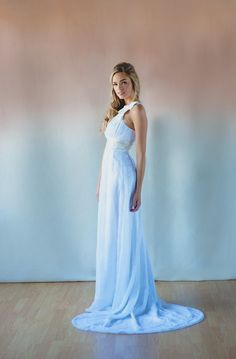 French lace wedding dress lace bridal gown by JuLeeCollections