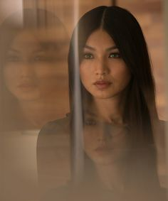 "While television boasts a grand history of automatons programmed to complete domestic chores—from Rosie on The Jetsons to Small Wonder's Vicki—we've never seen anything quite like Anita. Played by the British actress Gemma Chan, Anita is what's known as a ""synth,"" a highly realistic android designed to complete the various other tasks flesh-and-blood people would rather not do themselves. Find the full interview with Gemma Chan on ""Humans"" at DuJour.com"