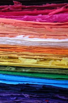 Your place to buy and sell all things handmade Eco Friendly Paper, Waste Paper, Writing Paper, Acrylic Colors, How To Make Paper, Bookbinding, Your Cards, Gift Wrapping, Colours