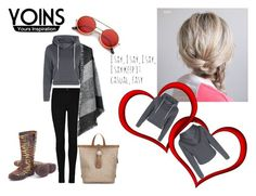 """Yoins"" by elza-345 ❤ liked on Polyvore featuring ZeroUV, yoins and loveyoins"