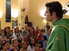 02/03/2014 - Santa Missa - padre Reginaldo Manzotti - Santuário Nossa Se...