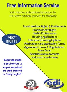 We offer a free service and entitlements rights assist