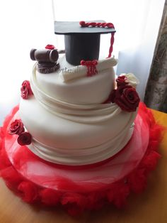Lawyer Graduation Cake