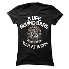Life Behind Bars - #tshirt moda #hoodie kids. BEST BUY => https://www.sunfrog.com/Names/Life-Behind-Bars-76542360-Guys.html?68278