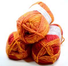 Nashua Handknits Wooly Stripes Yarn Destash Wool by Easy123, $15.00