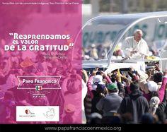 #PapaFrancisco #PapaFranciscoEnMéxico #PapaEnMex #RegnumChristi #Gratitud