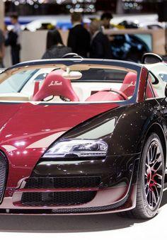 Bugatti Veyron Grand Sport La Finale