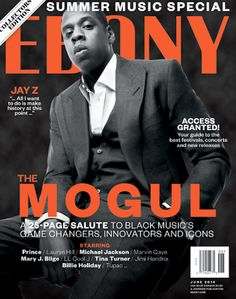 EBONY MAGAZINE EDITORIAL LAYOUT | Ebony Magazine Salutes Music Pioneers