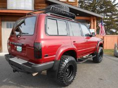 1996 Toyota LandCruiser FJ80 | Peak Cars | Bozeman, MT Used Cars