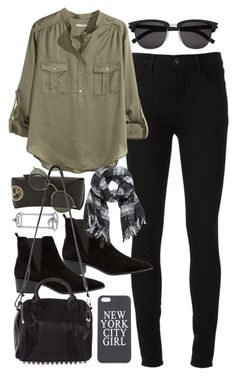 """""""Outfit for shopping with friends"""" by ferned on Polyvore"""